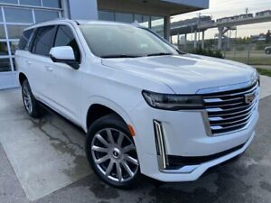 2021 Cadillac Escalade Premium Luxury Platinum