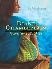 Secrets She Left Behind by Diane Chamberlain (2014, MP3 CD, Unabridged)