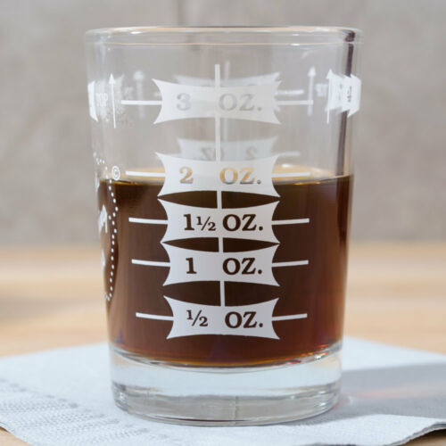 USA SELLER   ESPRESSO MEASURING GLASS LIBBEY 5134//1124N  FREE SHIPPING US ONLY