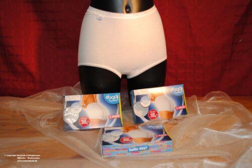 weiß Sloggi Basic Maxi im Doppelpack von Triumph Größen 40+42+44+46+48+50