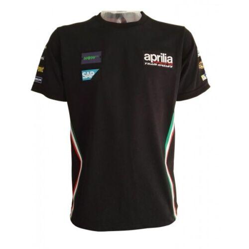 A1TSMC17REP Official Gresini Aprilia MotoGp Team  T/'Shirt