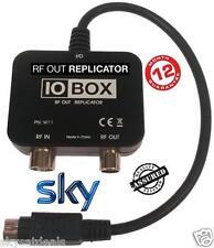 IO-LINK BOX RF MODULATOR OUTPUT FOR SKY  HD BOX USE WITH MAGIC EYE BRAND NEW
