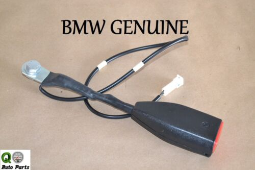 BMW E23 E24 M6 E28 E30 M3 Seat Belt Receptacle L//R BRAND NEW 72 11 1 941 407