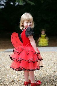 'coccinelle' Insecte Animal Déguisement Fée Costume Contes - 18 / 2 Ans Les Clients D'Abord