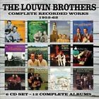 Complete Recorded Works: 1952-1962 [Box] by The Louvin Brothers (CD, Aug-2014, 6 Discs, Enlightenment)