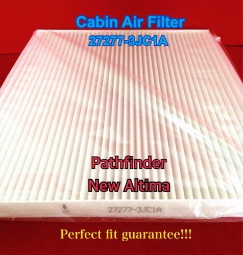 C48162 Cabin Air Filter For 2013-2018 Altima Pathfinder Infiniti QX60 JX35