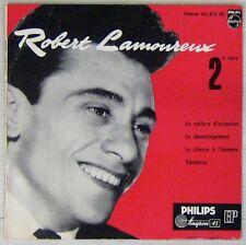 Robert Lamoureux 45 tours La voiture d'occasion 1956