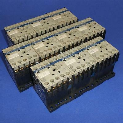 TELEMECANIQUE 24VDC COIL 20A CONTACTOR LP4K0901BW3 *LOT OF 10* *WKS*