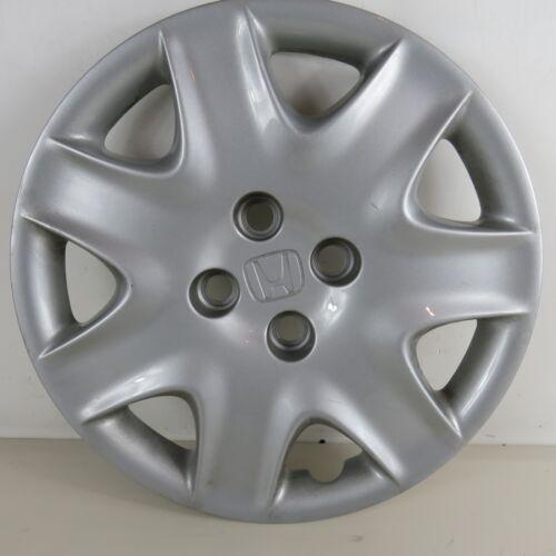 "Copricerchio 15/"" 44733-S5S-G100 Honda Civic Mk8 2006-2012 nuovo 1103 4-3-D-1"