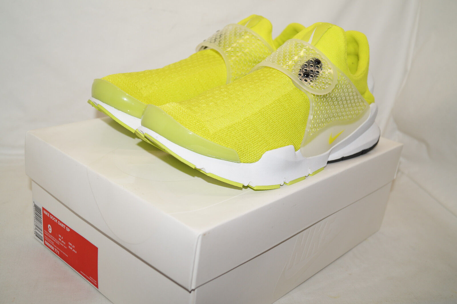 Nike laboratorio sock dardo sp neon, 5 nenon gelb grn 686058 771