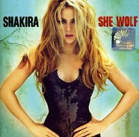 Shakira - She Wolf [new Cd] France - Import on sale