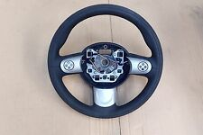 BMW Mini One/Cooper/S 3 Spoke Leather Steering Wheel (Fits R55/R56/R57) NEW