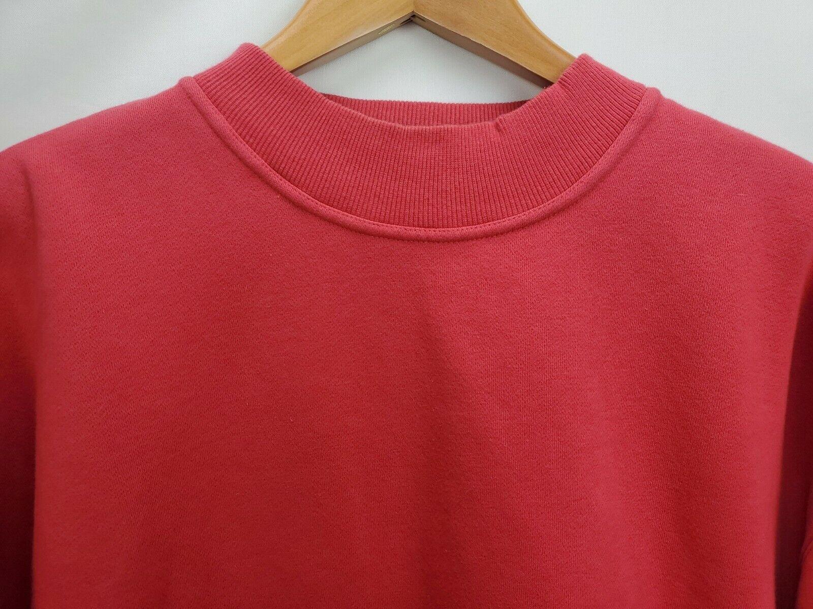 Vintage Levis Big E Sweatshirt Mens Size Large Re… - image 3