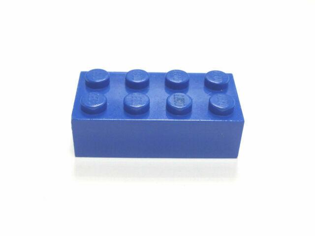 Lego 4 Sand Blue 1x3 base plate NEW