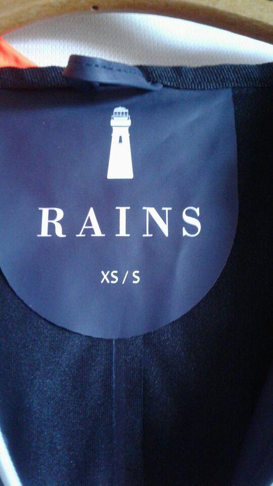 Regnjakke, str. 36, Rains
