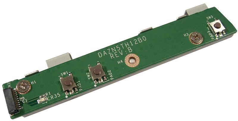 HP 6000 Pro AiO Brightness Control Board DAZN5TH12B0 with Tray PBZN6006010 Assy