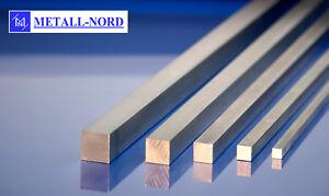 Aluminium-Vierkant-10x10-50x50-034-waehlbar-034-Alu-AlMgSi0-5-AW6060-F22-Vierkantstange