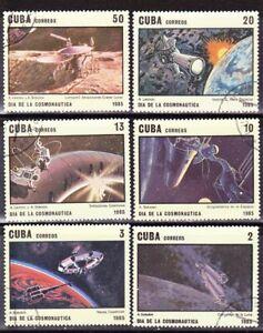 Spatiale Complètement Phrase 1985 Space Travel Voyage Spatial C798-afficher Le Titre D'origine