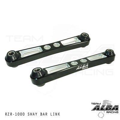 Polaris RZR XP 1000 XP1000  Sway Bar End Link  2 /& 4 Seat  Alba Racing 500-SBL-B