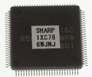 Sharp-R5F364A6NFB-programmato
