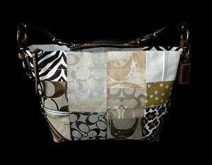 Geldbrse Ed Hobo Wow Neuer Signature Carly Khaki Tote Patchwork Bag Tan Trainer Ltd 6wEwPqxA4