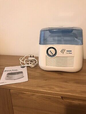 Vicks Humidifier VH3900E1 Germ Free Model With Germ Killing Function 4022167390011 | eBay