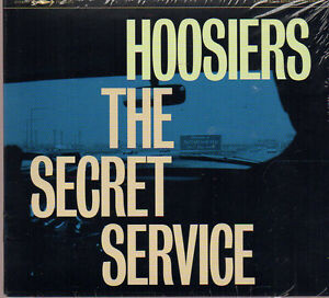 THE-HOOSIERS-The-Secret-Service-2015-11-track-CD-NEW-SEALED