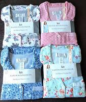Karen Neuburger Pajama Set 3/4 Sleeve Button-up (assorted)