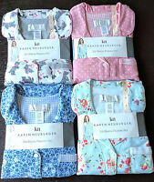Karen Neuburger Pajama Set 3/4 Sleeve Button-up (assorted)