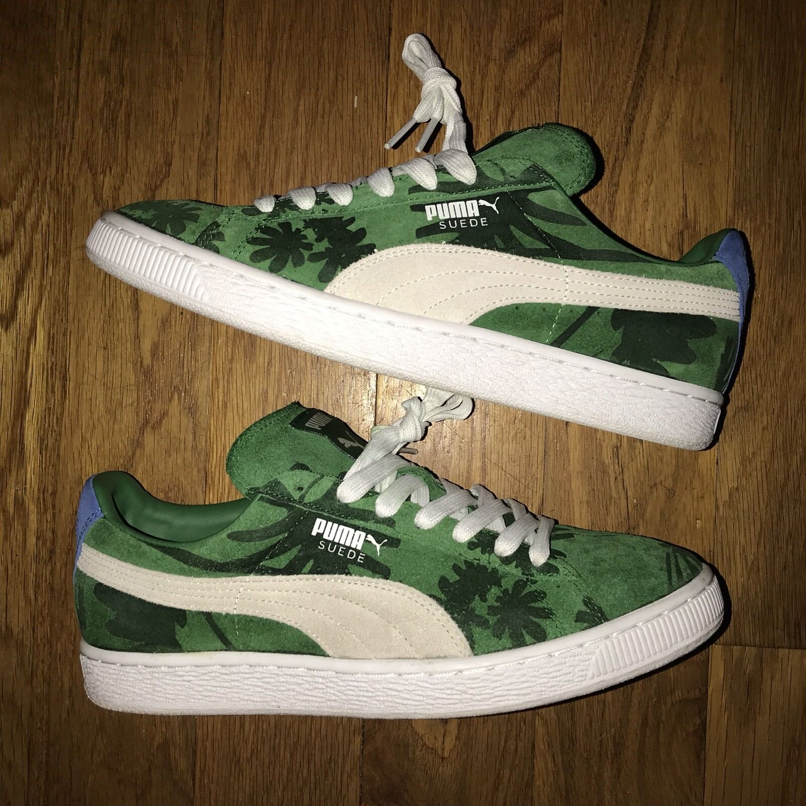 watch 51120 0418c ... inexpensive puma suede classic mujeres tropical hombres 8 mujeres  classic funds.nike.jordan 95