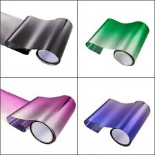 Ingeniously Sticker,15020CM Car Window Sun Visor Strip Tint Film Front Windshield UV Shade DIY Decal Banner Car Foil Never Hurts The Car Surface