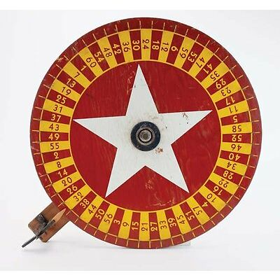 Antique Wheel of Chance
