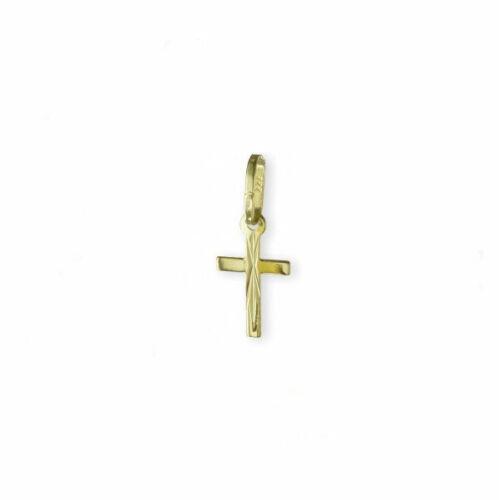 Taufring Kreuz Kette 333 Gold Taufkette Taufe Taufschmuck Tauf Geschenk Schmuck