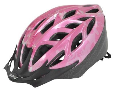 Size Option Alpha Plus Helmet Sonic Pink//Silver Dial Fit