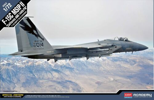 "12529 : USN F-4J /""VF-84 JOLLY ROGERS/""  Lim Ed. Academy 1:72"