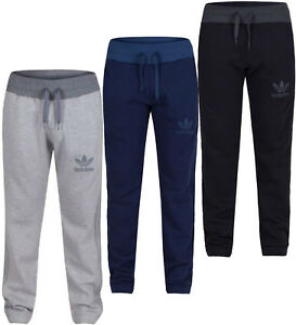 Details about Adidas Originals Men's Spo Fleece Tracksuit Bottoms Sports Gym Joggers