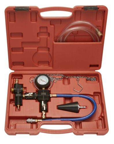 SWV 400028 Kühlsystem Befüll Werkzeug Kfz Tester Prüfer Entlüftungsgerät