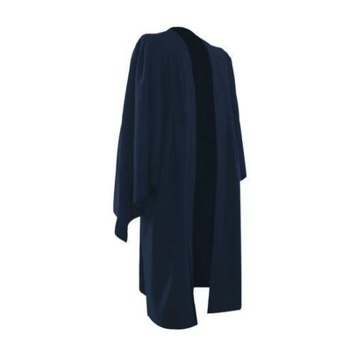 Bachelors University Graduation Gown Unisex All Sizes High Quality! New