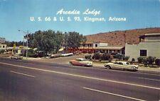 ARCADIA LODGE, U.S. 66, KINGMAN, AZ 1975