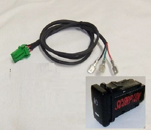 Toyota Tacoma Fog Light Switch    Relay Connector Harness