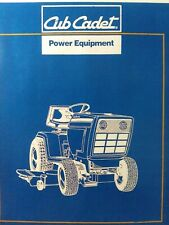 Cub Cadet Tractor Broadcast Spreader Amp Tow Sprayer 537 438 155 438c Parts Manual