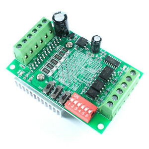 New-TB6560-3A-CNC-Router-Single-1-Axis-Controller-Stepper-Motor-Driver-Module