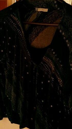 💟Half moon bay blouse