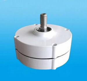 12 24v 100w 400w Permanent Magnet Generator Alternator Diy Wind