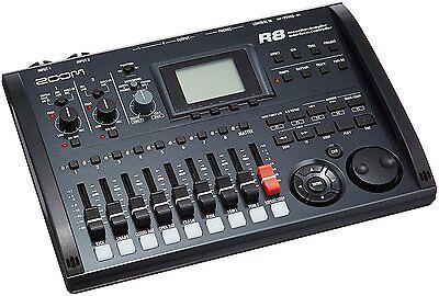 zoom r8 multi track recorder digital recorder r8 new 884354009977 ebay. Black Bedroom Furniture Sets. Home Design Ideas