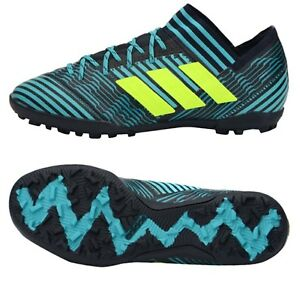 the latest 27ef5 8eb27 La foto se está cargando Adidas-Hombres-nemeziz-Tango-17-3-TF-Botines-