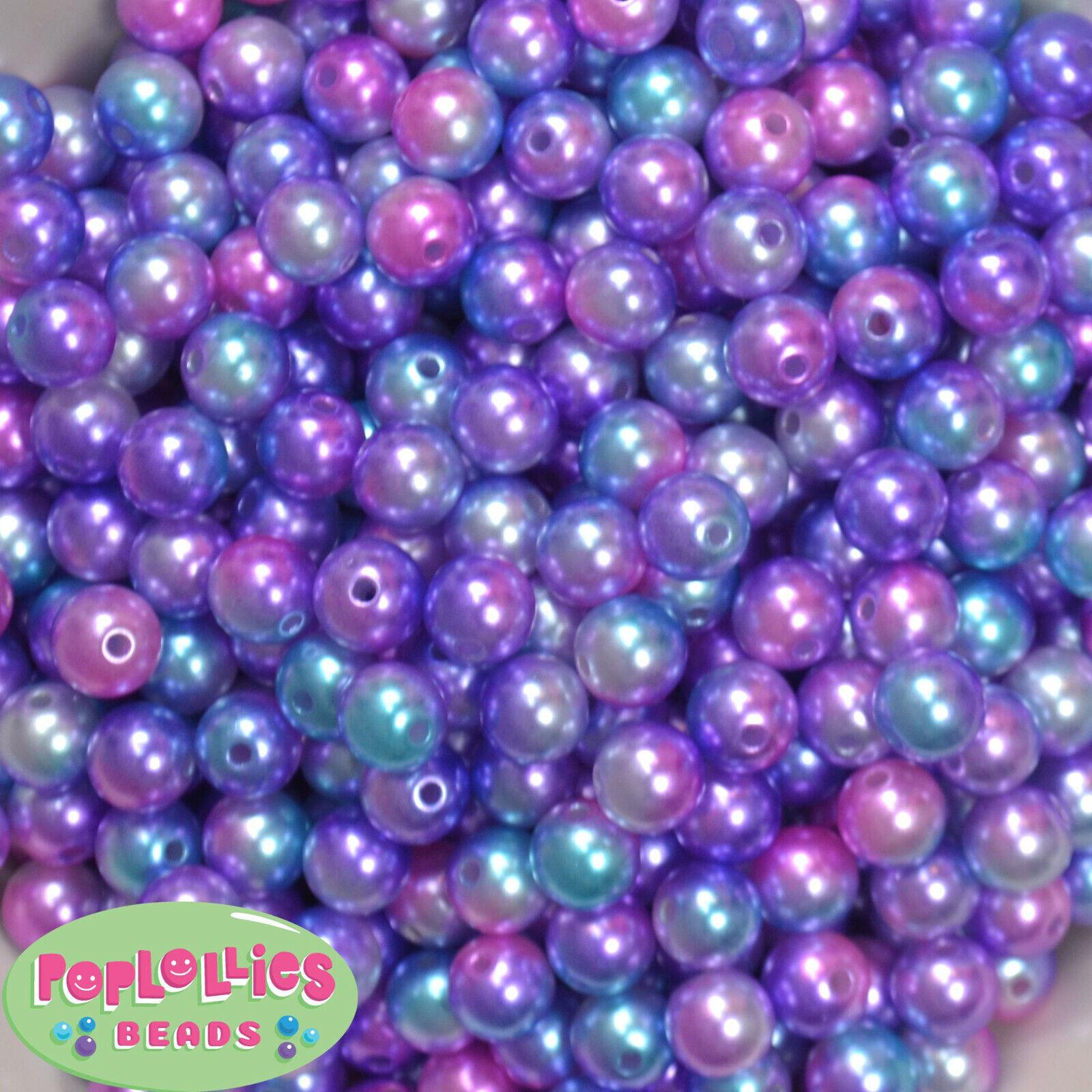 Jewelry Supply Acrylic Bubblegum Beads Chunky Beads Supply  Beads Gumball Beads OVERSTOCK SALE 12mm Aqua Bubblegum Beads