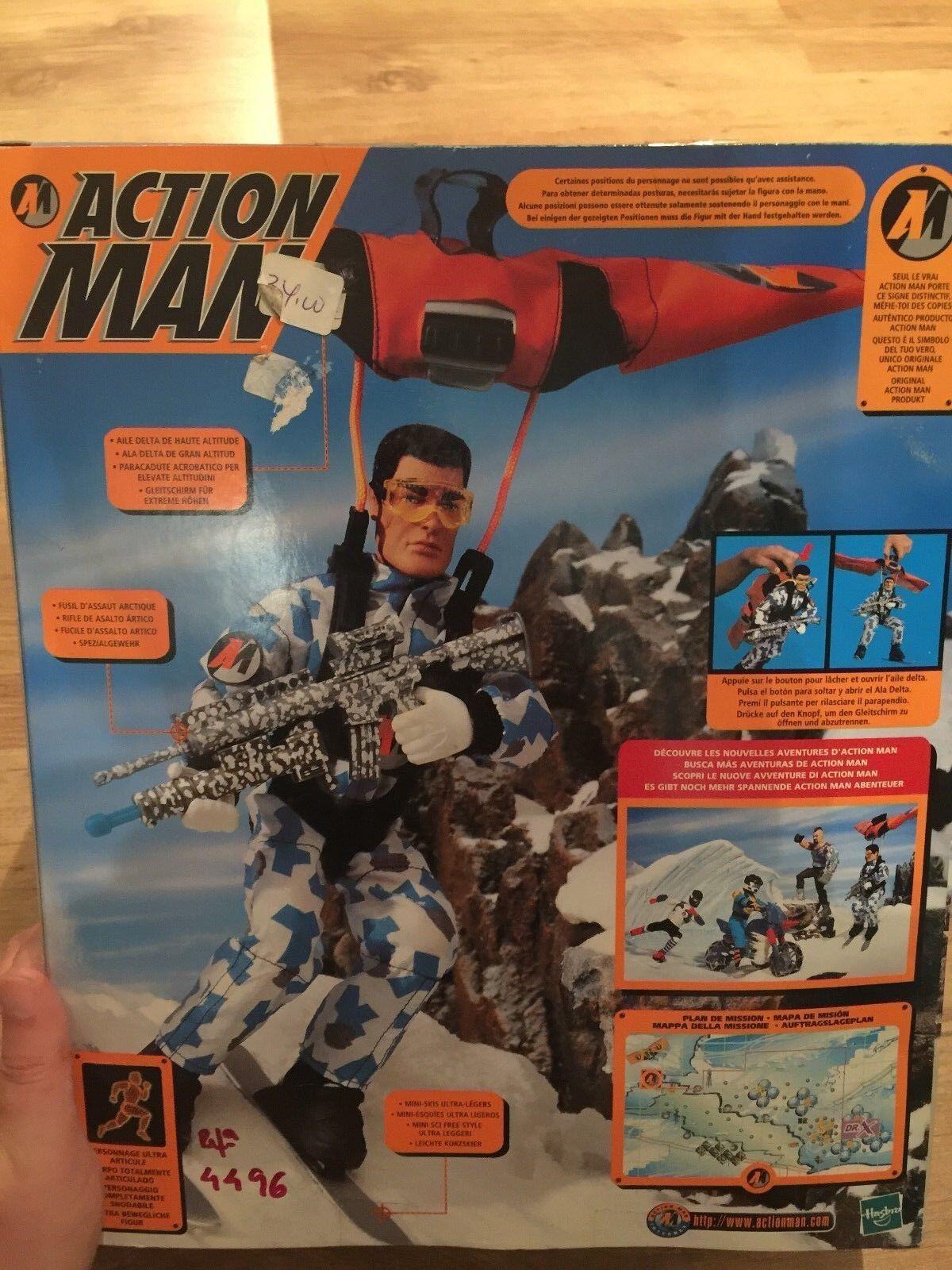 ACTION MAN - ARTIQUE POLAR - MISSION SKY SKY SKY 31e877