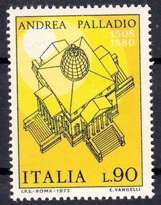 Italien-1407-postfrisch-Architektur-Villa-Capra