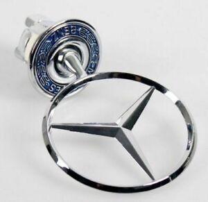 Emblem-Stern-Motorhaube-Logo-fuer-Mercedes-Benz-W202-W203-W210-W211-A2108800186-G